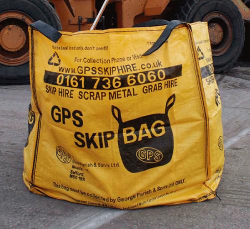 GPS Skip Bags